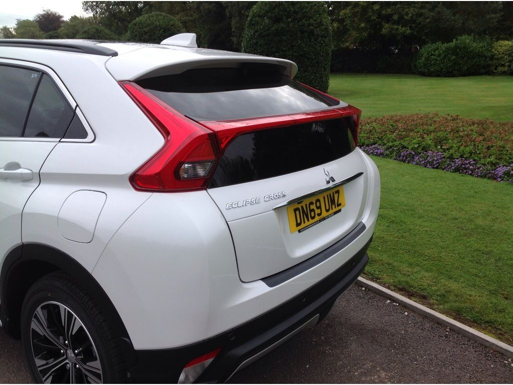 Mitsubishi Eclipse Cross 1.5T Exceed CVT 4WD (s/s) 5dr