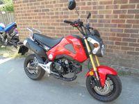 Honda MSX 125 180cc image