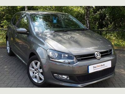 Volkswagen Polo 1.4 Match Edition 5dr DSG AUTOMATIC & PARKING SENSORS