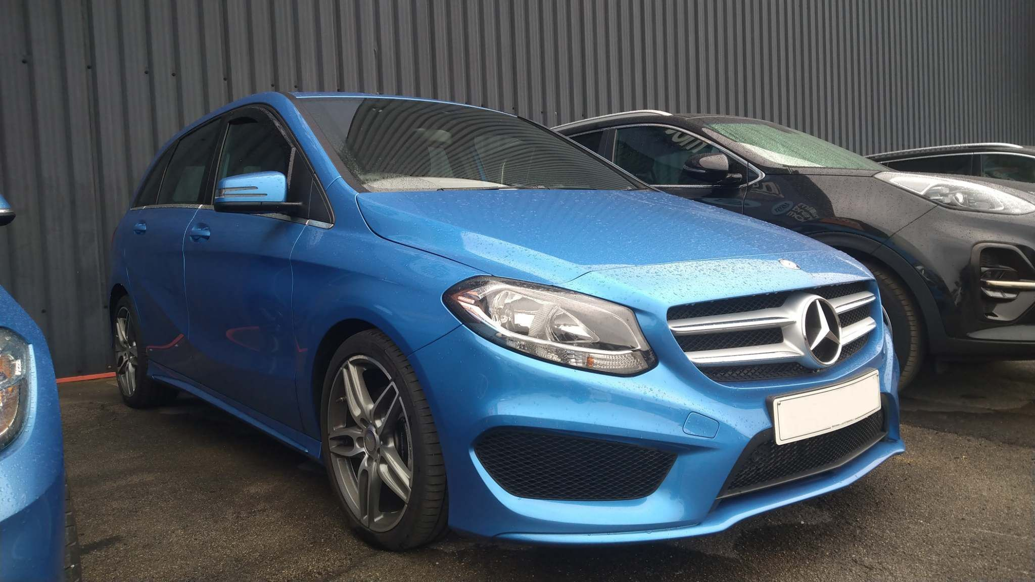 Used  Mercedes-Benz B Class AMG Line