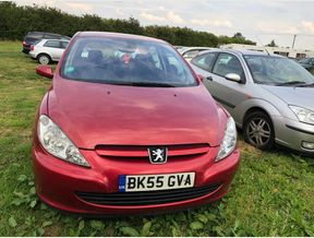 Red Peugeot 307 used cars for sale on Auto Trader UK