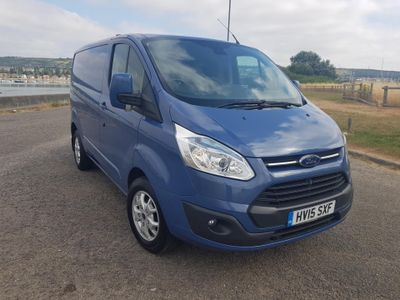 Ford Transit Custom 2.2 TDCi 125ps L1 H1 Limited Van AC & DAB