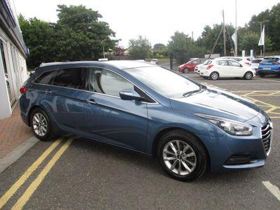 Hyundai I40 1.7 CRDi [115] Blue Drive SE Nav 4dr Warranty to June 2020!