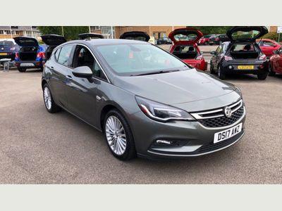 Vauxhall Astra Elite Nav Cdti 1.6 5dr SAT NAV BLE TOOTH