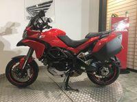 Ducati Multistrada 1200 S Touring Petrol Manual (150 bhp) 1198cc image