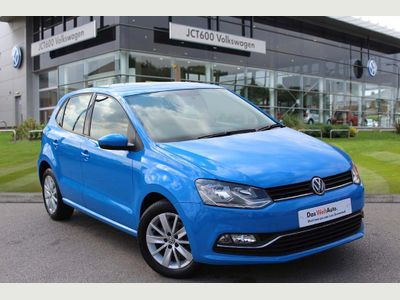 Volkswagen Polo 1.0 SE 5dr Only £20 road tax for the year
