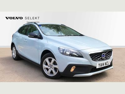 Volvo V40 CROSS COUNTRY 1.6 D2 SE 5dr ONE OWNER WITH FULL HISTORY