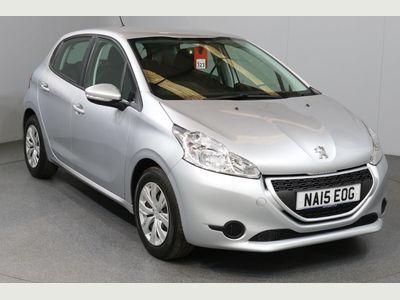 Peugeot 208 1.0 VTi Access+ 5dr £0 Road Tax