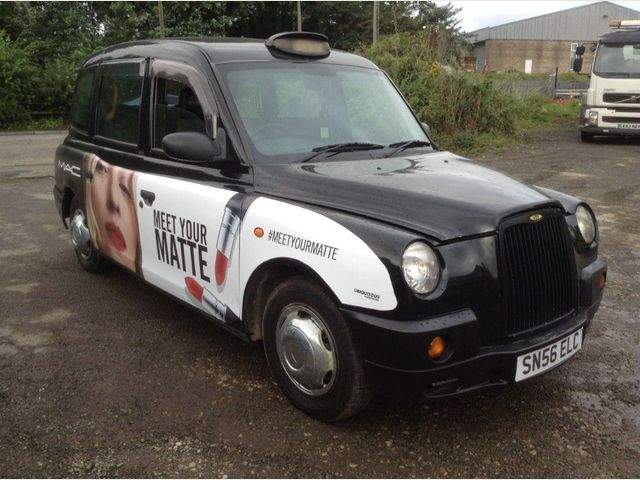 LONDON TAXIS INTERNATIONAL TXII Image
