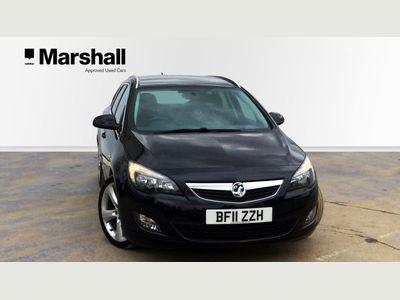 Vauxhall Astra 2.0 CDTi 16V SRi 5dr AIR CON+ALLOYS