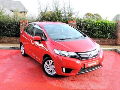 Honda Jazz 1.3 SE Navi 5dr SERVICE PLAN UNTIL 2021