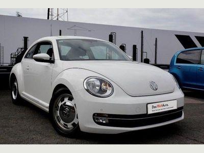 Volkswagen Beetle Design 2.0 TDI 140PS 3dr Park Sensors, Alloys, A/C