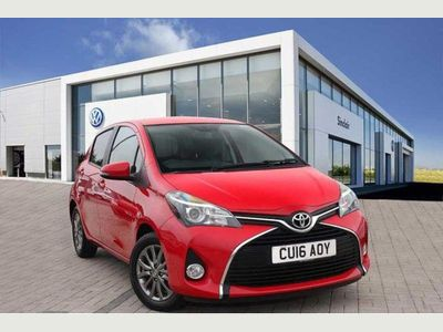 Toyota Yaris 5-Dr 1.33 Icon 5dr LOW MILES PART EXHCANGE STOCK!