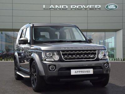 Land Rover Discovery 3.0 SDV6 Graphite 5dr Auto DAB, BLUETOOTH, SAT NAV