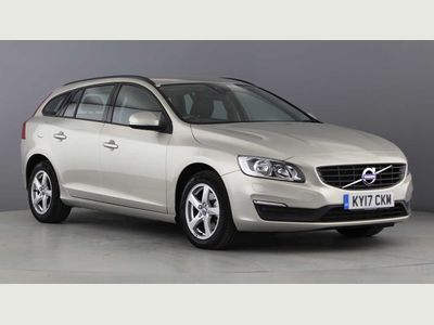 Volvo V60 D4 BUSINESS EDITION NAV+WINTER PACK 2.0 5dr LOW MILES+NAV+CRUISE CONTROL