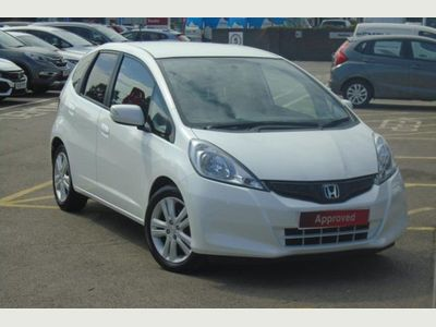 Honda Jazz 5-Door 1.4 i-VTEC ES Plus 5dr