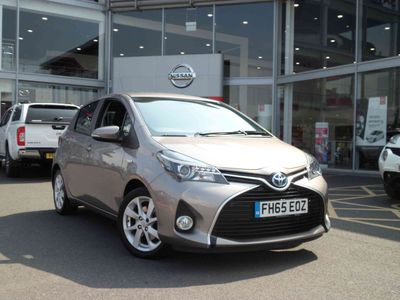 Toyota Yaris 1.5 Hybrid Sport 5 door CVT **SATELLITE NAVIGATION**