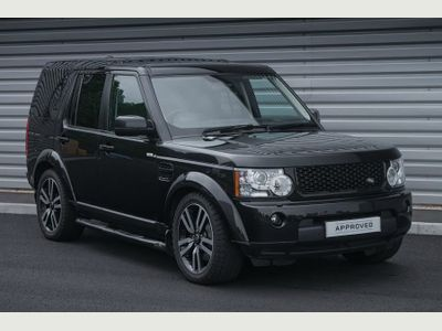 Land Rover Discovery 4 3.0 SDV6 (256hp) Commercial 5dr STYLISH COMMERICAL VEHICLE