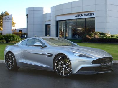 Aston Martin Vanquish V12 2+2 2dr Auto 6.0 2 Year Warranty Included