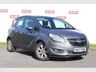 Vauxhall Meriva 1.4i 16V Life 5dr Estate We Simply Refuse To Be Beaten