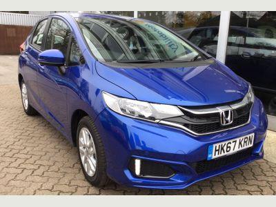 Honda Jazz 1.3 SE 5dr PRE REGISTERED - DELIVERY MILE