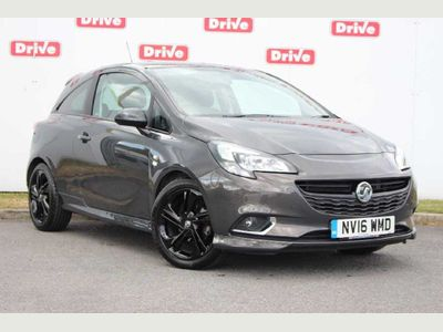 Vauxhall Corsa 1.4 Limited Edition 3dr Hatchback Touchscreen Media System - DAB