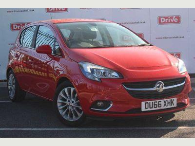Vauxhall Corsa 1.4 ecoFLEX SE 5dr Hatchback Further Discounts Available