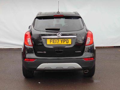 Vauxhall Mokka X 1.4T Elite Nav 5 door 4WD Rear Parking Sensors