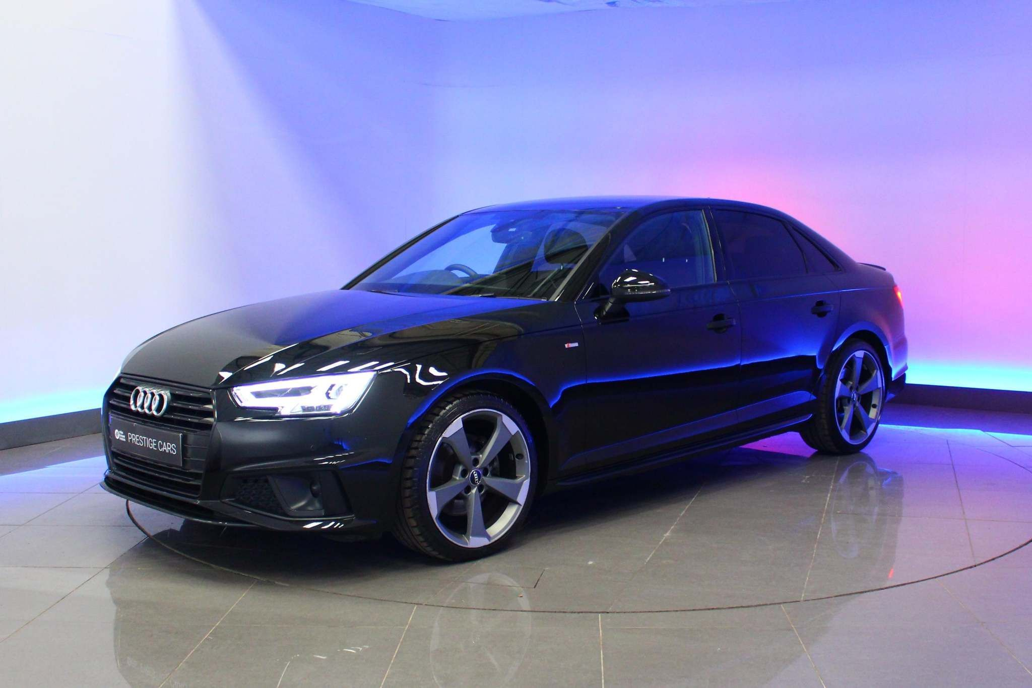 Used Audi A4 Black Edition