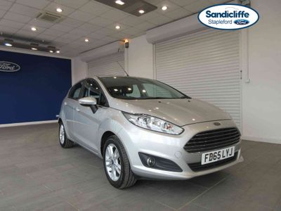 Ford Fiesta 1.25 82 Zetec 5 door DAB CD/RADIO WITH BLUETOOTH