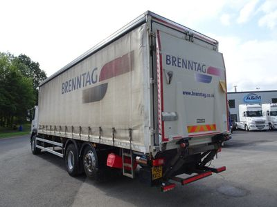 2012 (62) Volvo FM 330 CURTAINSIDE | A&M Commercials