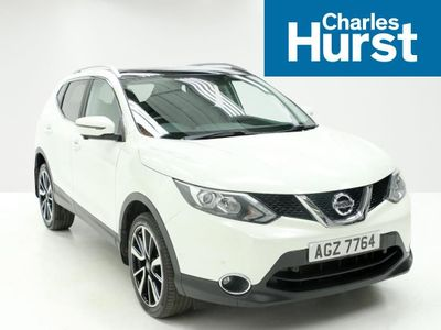 Nissan Qashqai 1.2 DiG-T Tekna [Non-Panoramic] 5dr *TEKNA* LEATHER SEATS*
