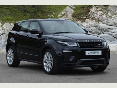 Land Rover Range Rover Evoque 2.0 TD4 (180hp) HSE Dynamic 5dr DYNAMIC BODY STYLING