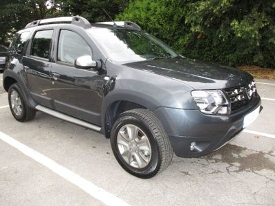 Dacia Duster 1.5 dCi Laureate (s/s) 5dr LOADED WITH EXTRAS !!!