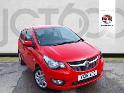 Vauxhall Viva SE AC 5dr *DELIVERY MILES ONLY*