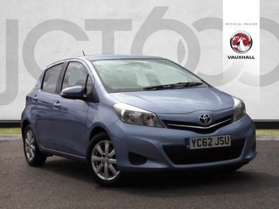 Toyota Yaris VVT-I TR 1.3 5dr JUST 27289 MILES FROM NEW!
