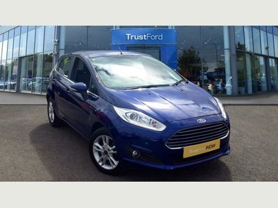 Ford Fiesta 1.25 82 Zetec 5dr, *MUST GO THIS WEEK*, RECENTLY REDUCED , LOW RATE FINANCE AVAILABLE, TAKE ME HOME TODAY @ TRUSTFORD MALLUSK. 02890837700