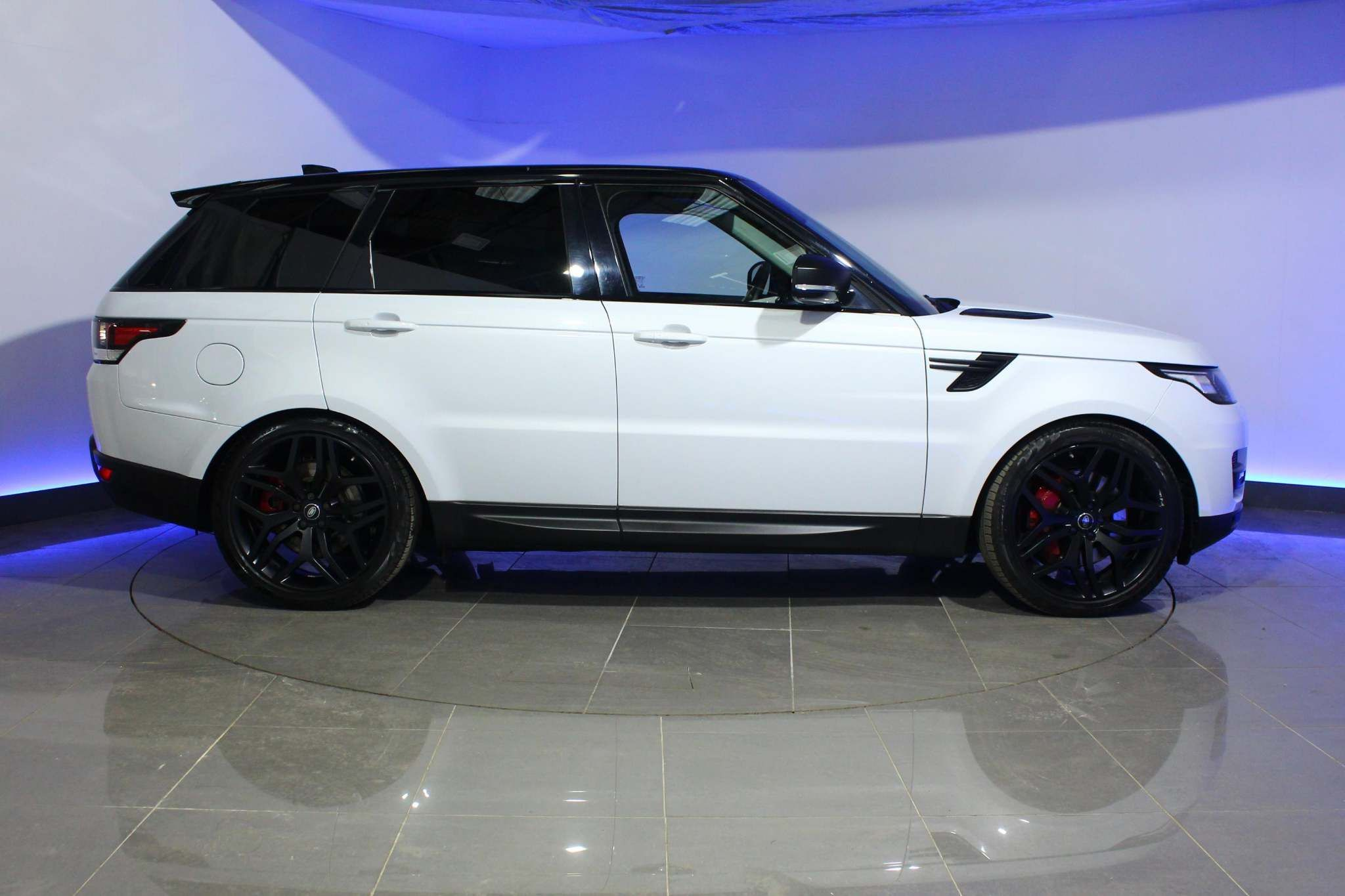 Used Land Rover Range Rover Sport 3.0 Sd V6 Hse Dynamic 4x4 (s/s) 5dr