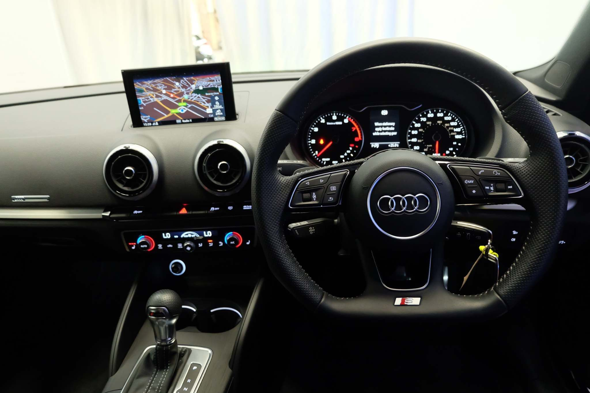 Used Audi A3 1.5 Tfsi Cod 35 Black Edition S Tronic (s/s) 4dr