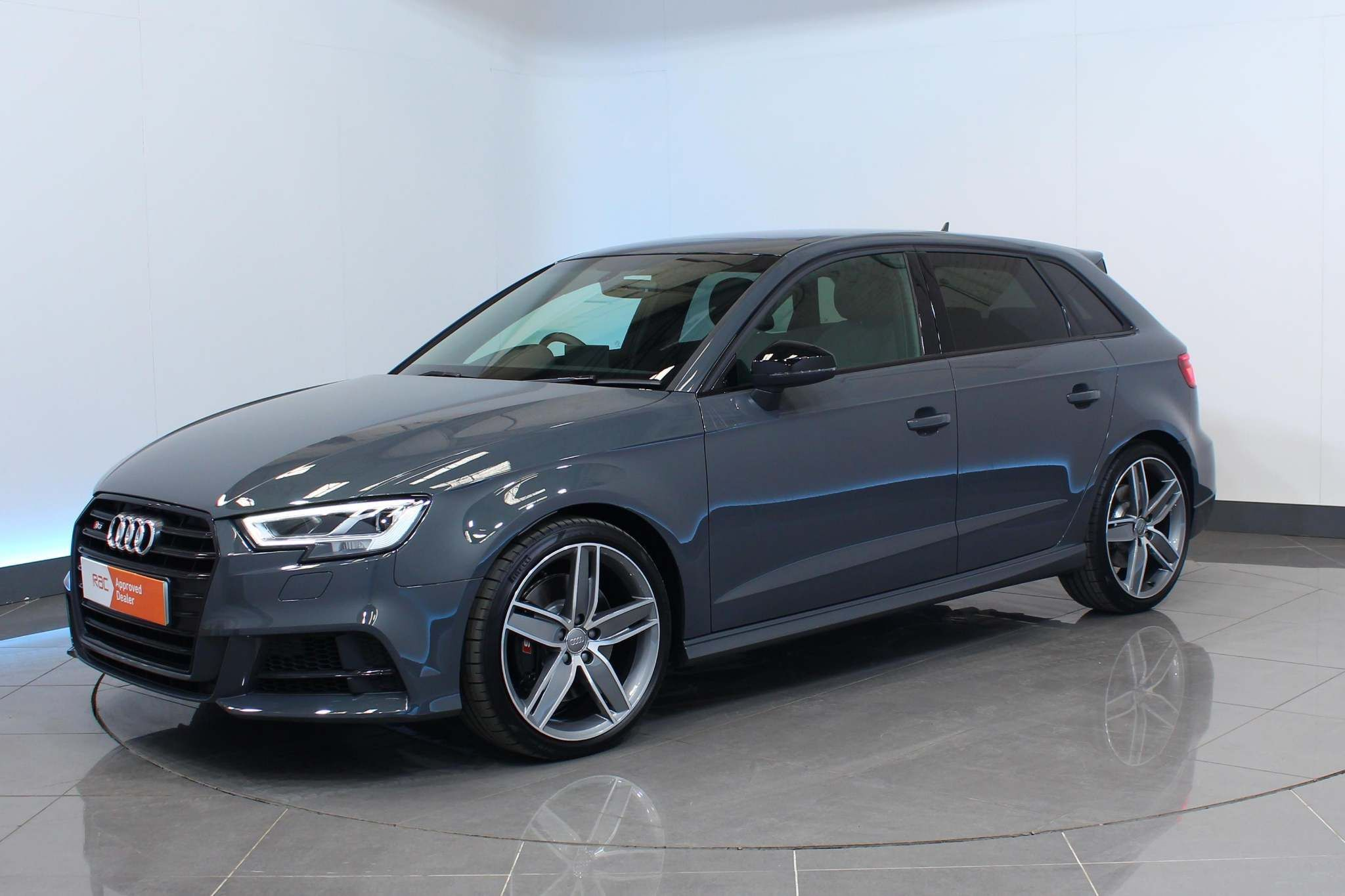Used  Audi S3 Black Edition