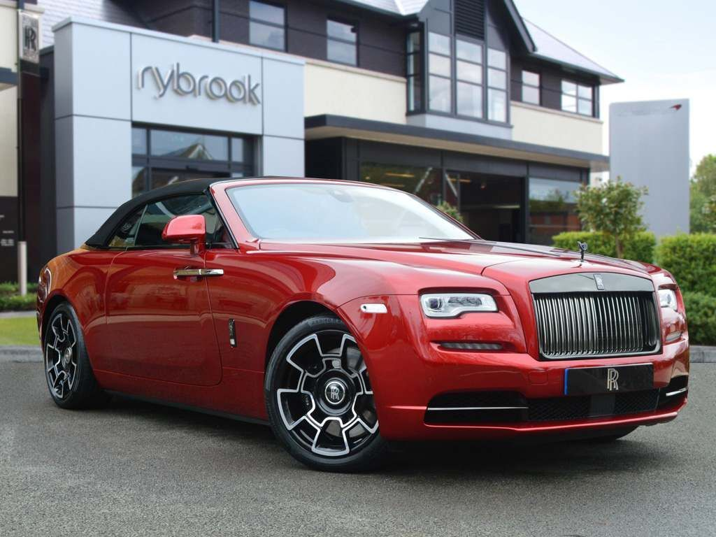 Rolls-Royce Dawn 6.6 V12 Black Badge Auto 2dr