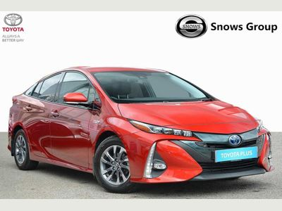 Toyota Prius 1.8 Excel Plug-In 5dr Hatchback *** Just Arrived ***