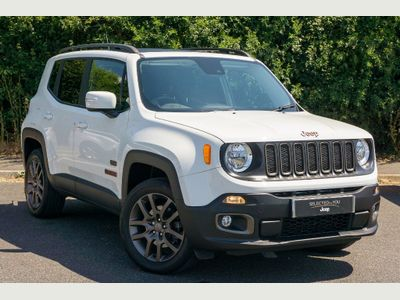 Jeep Renegade 2.0 MultiJet II 75th Anniversary 4WD (s/s) 5dr MYSKY ROOF + HEATED SEATS