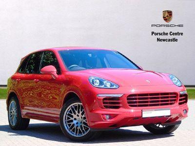 Porsche Cayenne Diesel 5dr Tiptronic S 3.0 Sport Design Package