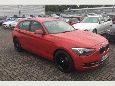 BMW 1 Series 116i Sport 5-door 1.6 5dr # VERY LOW MILEAGE #