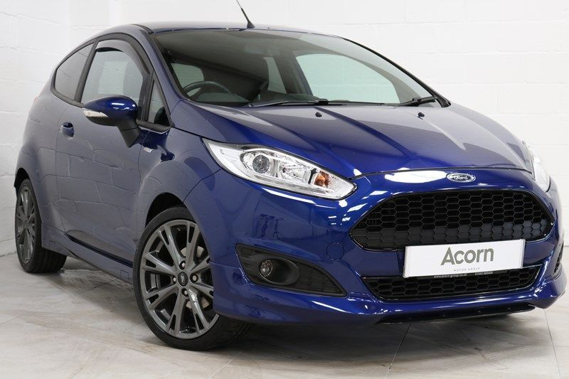 Ford Fiesta ST-LINE 1.0 3dr