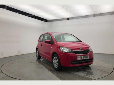 Skoda Citigo Hatchback 3-Dr 1.0 MPI (60PS) SE 3dr Low Insurance&Roadtax!