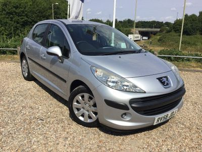 Peugeot 207 1.4 S 5dr ONE OWNER-1 YEAR WARRANTY !!!