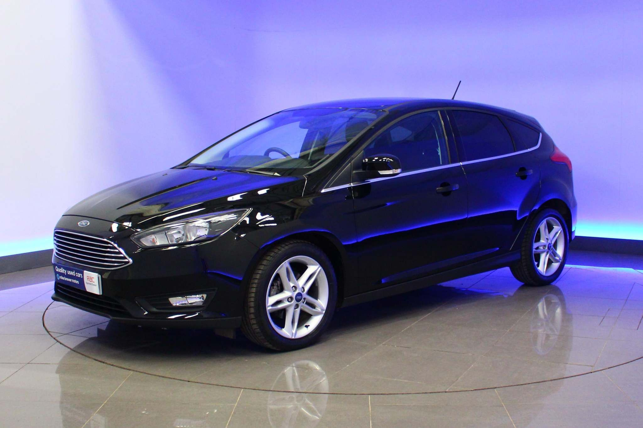 Used  Ford Focus Zetec Edition
