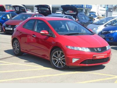Honda Civic 5-Door 1.8 i-VTEC Si 5dr 1 Owner, FSH